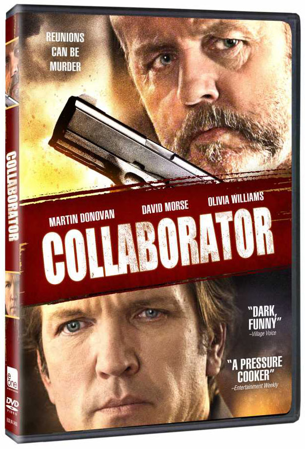 Win A Copy Of Collaborator On Dvd Filmfetish Com Film