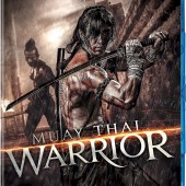 Win a copy of action thriller Muay Thai Warrior on Blu-ray