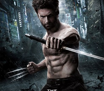 The Wolverine motion and international posters just revealed