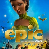 New character poster set includes Beyonce Knowles from Fox's animated Epic