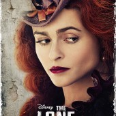 The Lone Ranger Helena Bonham Carter as Red character movie poster