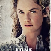 The Lone Ruth Wilson as Rebecca Reid character movie poster