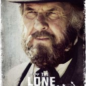 The Lone Ranger Tom Wilkinson as Latham Cole character movie poster