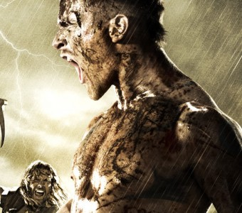 Bloody red band trailer for Hammer of the Gods released