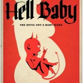 New poster for Hell Baby