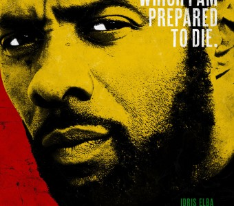 First poster of Idris Elba as Nelson Mandela revealed