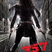 New poster for revenge action flick .357 with Fred 'The Hammer' Williamson