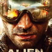 New poster for Alien Uprising