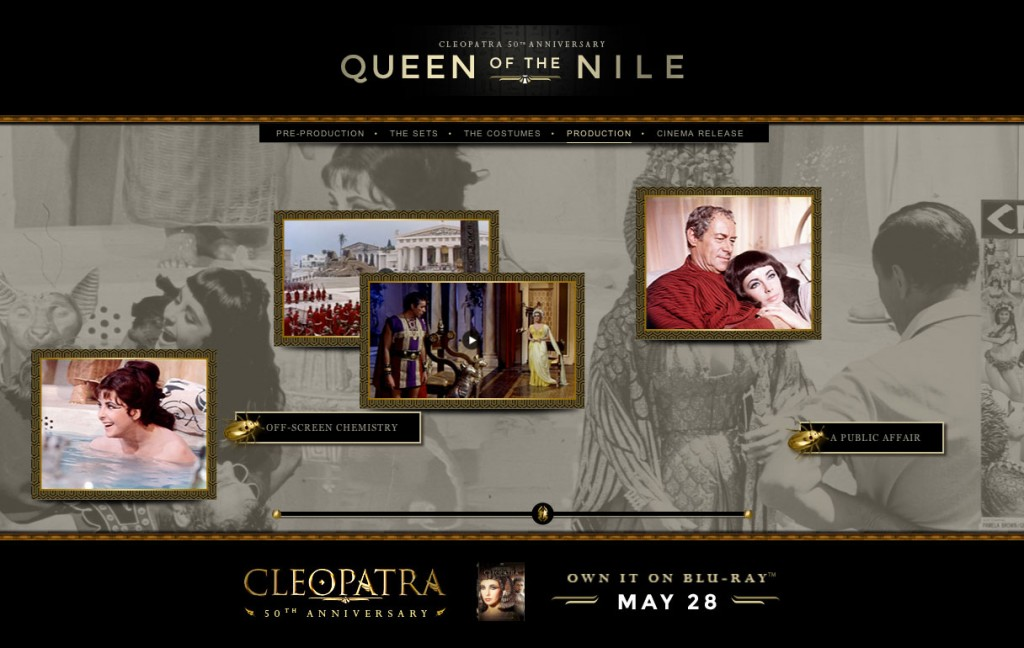 cleopatra-interactive-timeline