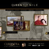 Interactive timeline celebrates 50th Anniversary of Cleopatra