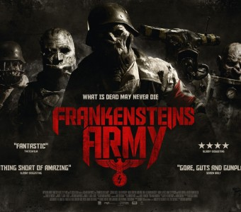 New Frankenstein's Army poster