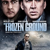 First poster and trailer for true-life thriller Frozen Ground