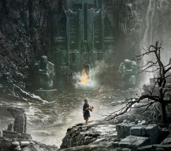 First poster revealed for The Hobbit: The Desolation of Smaug