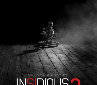 Unsettling teaser poster revealed for Insidious: Chapter 2