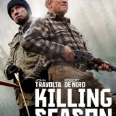 John Travolta and Robert De Niro go head to head in Killing Season
