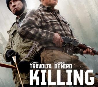 John Travolta and Robert De Niro go head to head in Killing Season