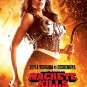 New poster for Machete Kills revealed