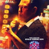 Only God Forgives character posters revealed