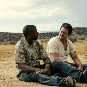 New images from Denzel Washington and Mark Wahlberg's action thriller 2 Guns