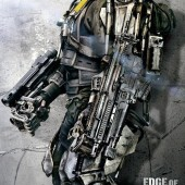 Latest posters for Tom Cruise sci-fi thriller Edge of Tomorrow released