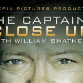 Win the revealing documentary Captains Close-Up With William Shatner on DVD