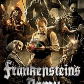 Win a Blu-ray copy of the monster movie Frankenstein's Army