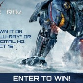 Interact with the Pacific Rim blog app and win a copy of the film on Blu-ray