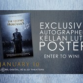 Win an autographed Legend of Hercules official movie poster