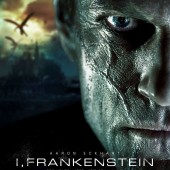 Final movie poster for I, Frankenstein