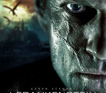 Final movie poster for I, Frankenstein