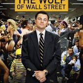 Images from Martin Scorsese's The Wolf of Wall Street