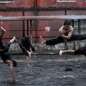 Car crashes, gun fights and bone-snapping martial arts make up this kinetic trailer for The Raid 2