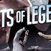 Win a copy of bare-knuckle martial arts thriller Fists of Legend on Blu-ray