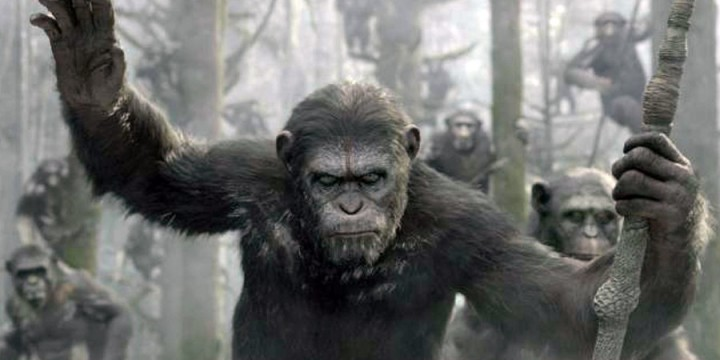 Permalink to Take a look at the ape army from Dawn of the Planet of the Apes