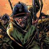 Will Smith's Overbrook to produce Harlem Hellfighters movie, plus author to sign copies at upcoming event