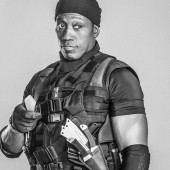 Expendables 3 character posters featuring original badasses and new additions revealed