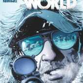 IDW and Xbox team up to adapt Winterworld comic into event series