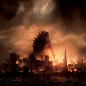 Stunning new images of Godzilla revealed by Warner Bros. and Legendary