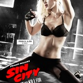 Character posters revealed for Sin City: A Dame to Kill For