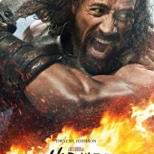 More images of The Rock as Hercules