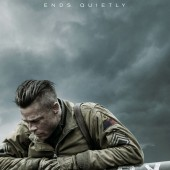 Official trailer released for Brad Pitt's action war thriller Fury