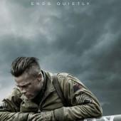 Official trailer released for Brad Pitt's action war thriller Fury