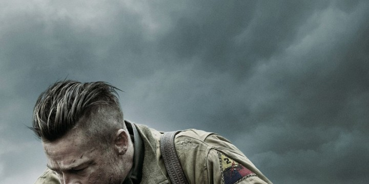 Permalink to Official trailer released for Brad Pitt's action war thriller Fury