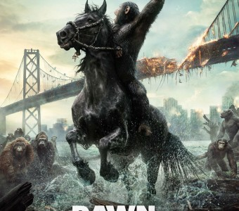 New poster for Dawn of the Planet of the Apes revealed