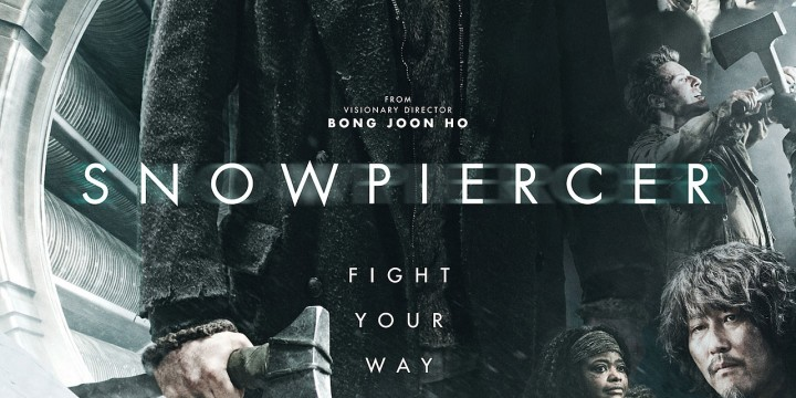 Permalink to New images for sci-fi action epic Snowpiercer