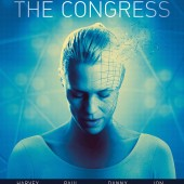 New poster and trailer for The Congress with Robin Wright and Harvey Keitel