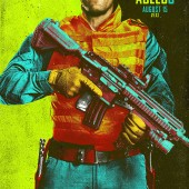 San Diego Comic-Con exclusive posters revealed for Expendables 3