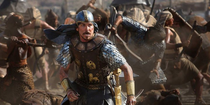 Permalink to First trailer and character posters for Ridley Scott's biblical epic adventure Exodus: Gods and Kings revealed