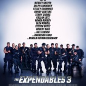 Check out these brand new Expendables 3 animated and still posters