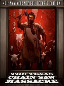 The Texas Chain Saw Massacre 40th Anniversary Collector's Edition DVD/BD combo pack review